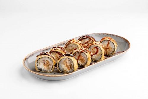 tempura-cu-somon-fri